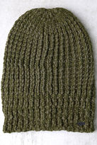 O'Neill Chill Army Green Knit Beanie