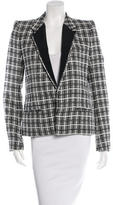 Haider Ackermann Structured Tweed Blazer w/ Tags