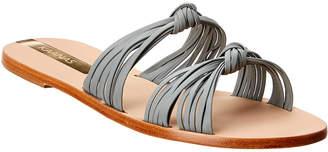 Kaanas Iguazu Leather Sandal