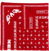 Kenzo printed scarf - women - Cotton - One Size