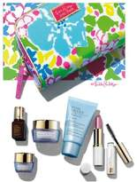 Estee Lauder Online Executive Skincare Makeup Gift Set with Cosmetic Bag by