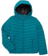 Spyder Girl's Channel Puffer Coat