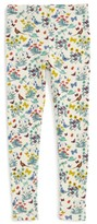 Tea Collection Toddler Girl's Heather Print Leggings