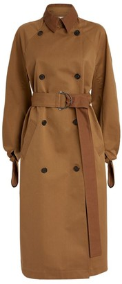 Victoria Victoria Beckham Tie-Sleeve Trench Coat