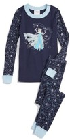 Hanna Andersson Girl's Disney's Frozen Organic Cotton Two-Piece Fitted Pajamas