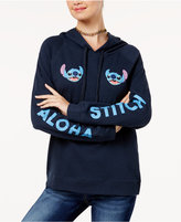 Disney Juniors' Stitch Aloha Graphic Hoodie