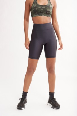 All Access High Waisted Center Stage Biker Shorts