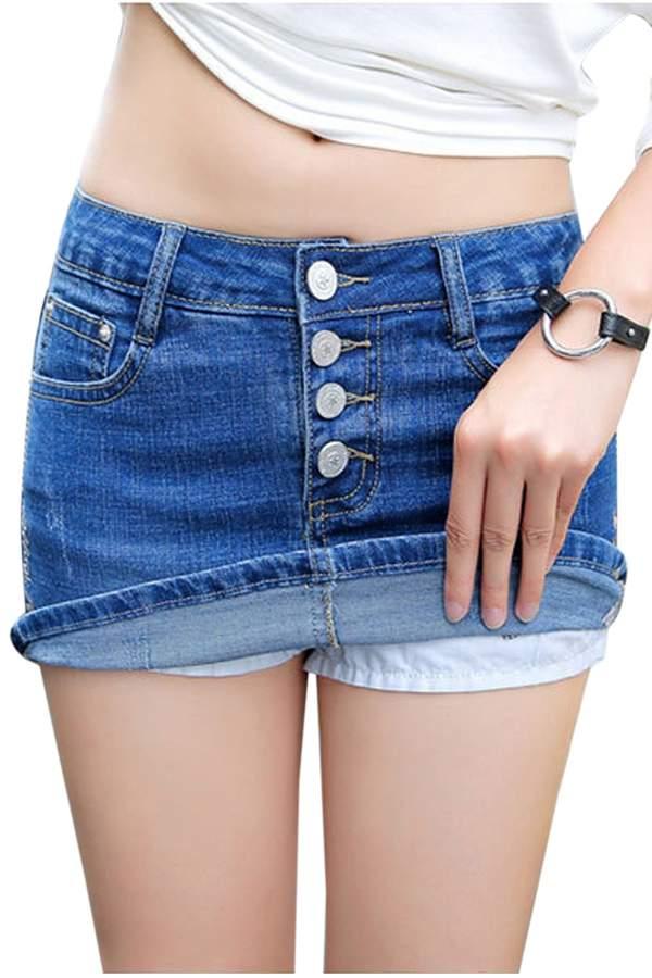 5350c11a9836 Summer Denim Skirt - ShopStyle Canada