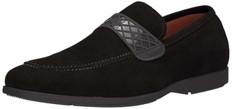 Stacy Adams Men's Crispin Moc-Toe Slip-On Loafer