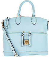 Dooney & Bourke Saffiano Leather Pocket Satchel