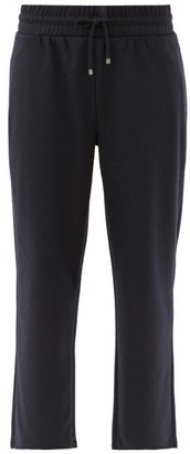 MAX MARA LEISURE Rita Track Pants - Navy