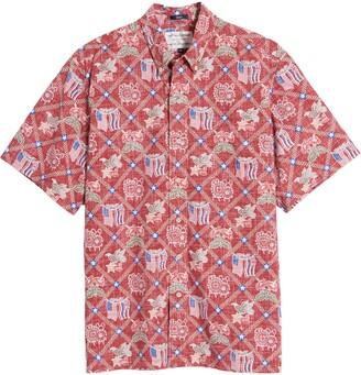 Reyn Spooner Summer Commemorative 2020 Short Sleeve Button-Down Shirt