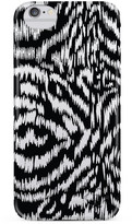 Nanette Lepore Black Print iPhone 6/6s Frosted Case