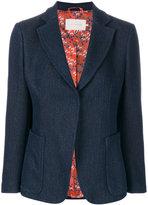 L'Autre Chose slim-fit tailored blazer