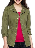 JCPenney Decree® Military Jacket
