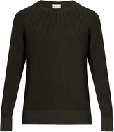 Lemaire Raglan-sleeved wool sweater