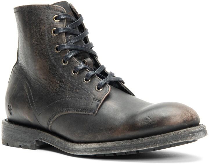 Frye Bowery Plain Toe Boot