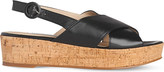 LK Bennett Klara platform sandal
