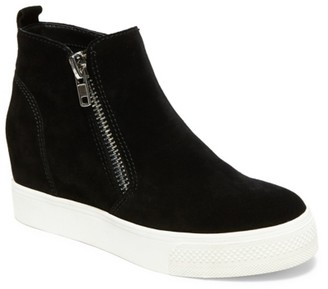 Steve Madden Wedgie High-Top Wedge Sneaker
