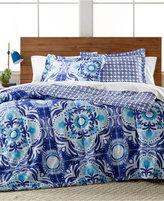 Pem America Santorini 3-Pc. Reversible Full/Queen Comforter Set