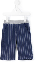 Familiar striped shorts - kids - Cotton/Polyurethane - 2 yrs