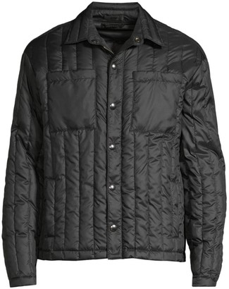 ATM Anthony Thomas Melillo Boxy Quilted Down Jacket