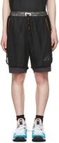 Adidas X Kolor Black Climachill Shorts