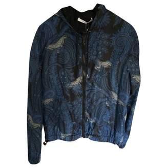 Givenchy Blue Viscose Jackets