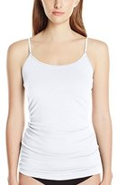 Pure Style Girlfriends Women's Cami Tank with Adjustable Strap