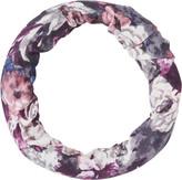 Capelli New York Multi Wear Floral Headwrap