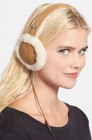 Ugg Australia 'Classic' Genuine Shearling Headphone Earmuffs
