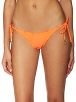 Sofia by Vix Solid Rip Tie Side Bikini Bottom