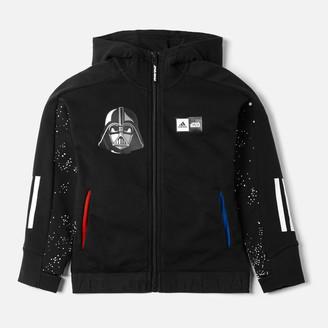 adidas Boys Star Wars Full Zip Hoody