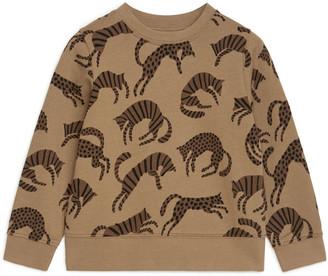 Arket Printed Sweatshirt