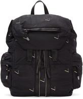 Alexander Wang Black Marti Cigarette Backpack