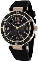 Seapro Seductive Ladies Black Strap Watch