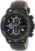 Nautica Men's NST 500 N20062G Polyurethane Quartz Watch with Dial