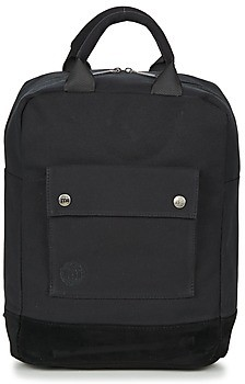 Mi-Pac Mi Pac CANVAS TOTE BACKPACK women's Backpack in Black