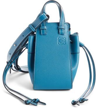 Loewe Hammock Mini Leather Hobo