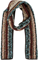 Missoni Multicolor Knit Scarf