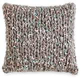 DKNY Mode Chunky Knit Decorative Pillow, 16 x 16