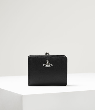 Vivienne Westwood Pimlico Wallet With Frame Pocket