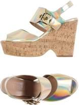 Twin-Set Sandals - Item 11248724