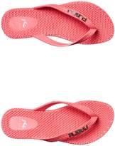 Rusty Girls Flippin Thong Pink