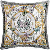 Versace Le Jardin Silk Cushion