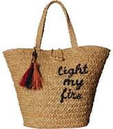 "Hat Attack The Doors ""Light My Fire"" Tote"