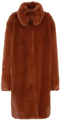 Rokh Faux fur coat