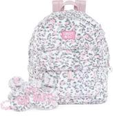 Asstd National Brand Leopard Backpack