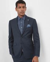 Jacquard Suit Jacket