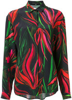 Barbara Bui patterned blouse - women - Silk - 8